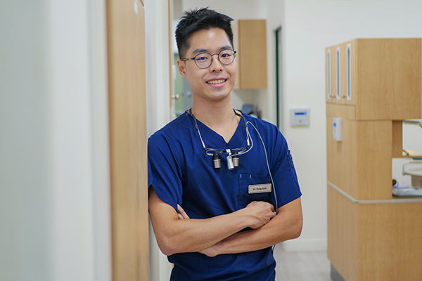 Dr. Kyung Min Dong DDS