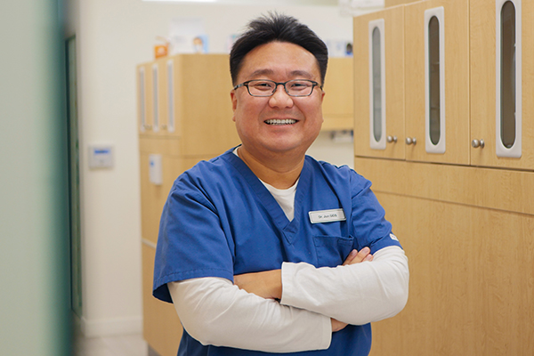Dr. Sungho Jun DDS
